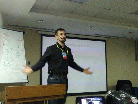 Успешно прошёл семинар для полиграфологов от Александра Калафати в Алматы